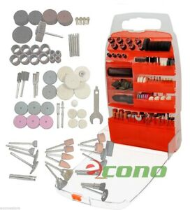 150pc Rotary Tool Die Grinder Accessory Kit For Rotary Bit Jeweler Polisher