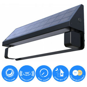 Outdoor Solar Power 60 Led Garden Security Motion Sensor Wall Flood Light Lamp