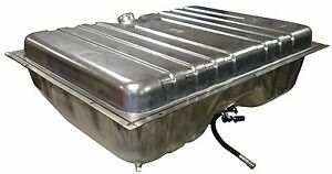 1970 Mustang Fuel Injection Gas Tank W pump And Sending Unit