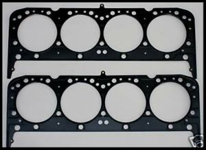 Sbc Multi Layer Head Gaskets Bores To 4 155 One Pr 5219 Pr 348 1012 Clearance