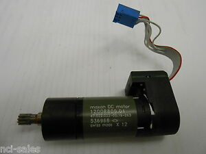 Maxon 12008809 01 44 022 022 00 19 263 Dc Motor With Encoder