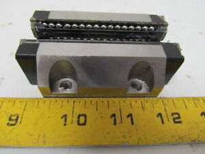 R165381310 Linear Ball Bearing Guide Block For Slide Rail