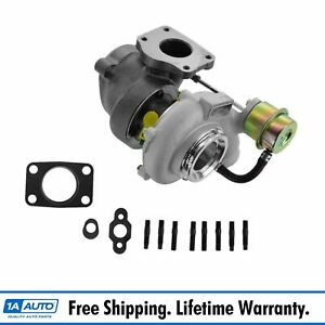 Brand New Direct Fit Replacement Turbocharger For Saab 9 3 2 0l 9 5 2 5l
