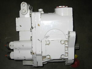 Caterpillar 201 4201 Hydraulic Fuel Injector Pump Group 2014201 Take off