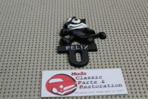 Felix The Cat License Plate Frame Topper Ornament Chevy Car Truck Motorcycle