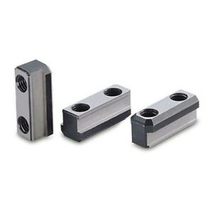 3 Piece Jaw T nut Set For 10 B type Chuck 3900 4790