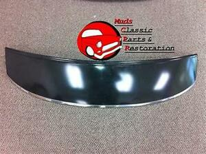 54 55 Chevy Gmc First Series Pickup Truck Outside Exterior Sun Visor Shield New