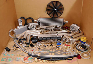 Twin Turbo Bbc Kit For Gmc Gm Chevy Big Block 427 454 396 502 572 900hp Package