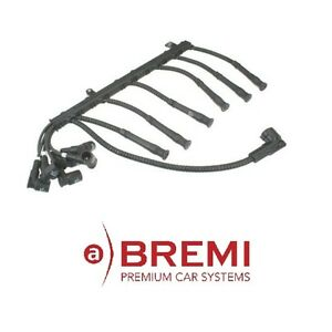 For Bmw E38 750il 95 01 Ignition Wire Set Cylinders 7 12 Oem Bremi 12121742888