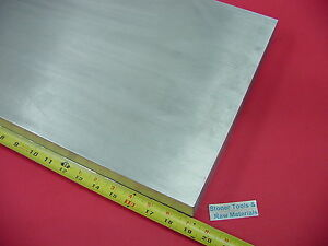 1 2 X 10 X 19 Aluminum 6061 Flat Bar Solid T6511 New Mill Stock Plate 50