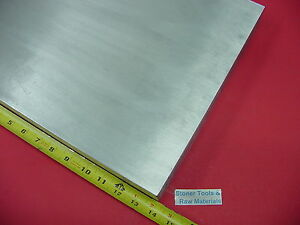 1 X 12 Aluminum 6061 Flat Bar 14 Long Solid T6511 1 00 Plate Mill Stock