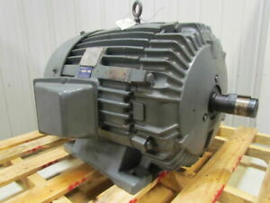 Us Electric 5u922 Electric Motor 60hp 460v 3545rpm 405us Nema Frame