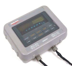 Used Weigh tronix El 3275 Scale Display Controller 3275