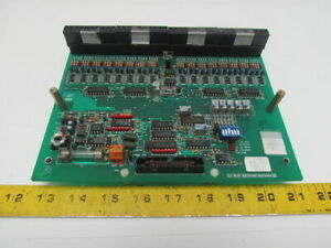 Analog Devices Stb tc Thermocouple Panel Circuit Board 16 input