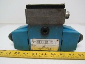 Vickers 02 119460 Pa5dg4s4lw 01cb60 Hydraulic Directional Control Valve