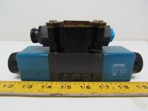 Vickers Dg4v3s 2c Mf Pa5 Wlb5 60 Hydraulic Directional Control Valve