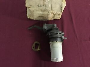 Nos Ford 427 Carter X 3576sc Fuel Pump C3az