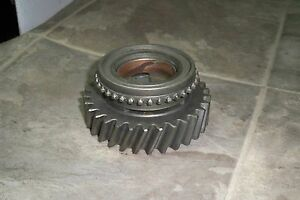Gm Muncie 3 Speed Reverse Mainshaft Gear 30 Tooth Good Used Condition