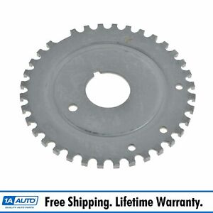 Oem Xw1z12a227ac Crank Pulsator Ring Trigger Wheel 36 1 For Ford Lincoln Mercury