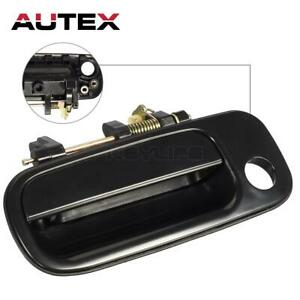 To1310109 Outside Front Left Lh Driver Side Door Handle For 92 1996 Toyota Camry