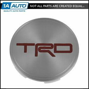 Oem Ptr18 34071 Center Cap 17 Wheel Cover For Toyota Trd Tacoma Fj Cruiser