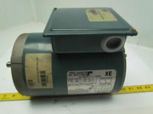 Reliance Electric P56x1531g Duty Master 1hp 230 460v 3ph Electric Motor