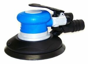 H D 6 Palm Air Sander Random Orbital D A Sander 10500 Rpm With Vacuum Dust Tool