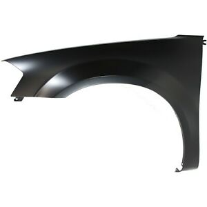 Fender For 2008 2010 Dodge Avenger Front Driver Side Primed Steel