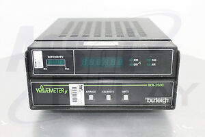 Burleigh Wa 2500 Wavelength Meter Vis ir 400 1800nm Wavemeter