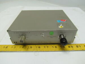 Hp Hewlett Packard 8502a Transmission reflection Test Set 500khz 1 3ghz