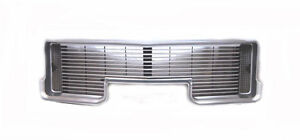 1972 Buick Skylark Gs Plastic Grille Grill Gm 9608382 New