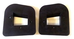 1969 72 Buick Skylark Gs Ram Air Hood Seal Scoop Plates Pair
