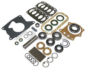 Crown 1987 1996 Jeeps Master Overhaul Kit Dana 300 D300 Maskit