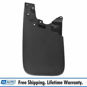 Oem Splash Guard Mud Flap Front Driver Side Lh Black 21 5 Inch Type 2 For Tacoma