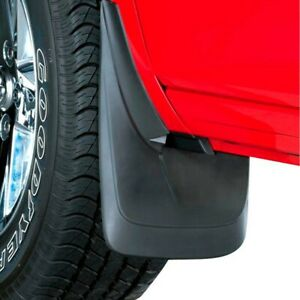 Power Flow New Set Of 2 Mud Flaps Front Or Rear Chevy Blazer Suburban Yukon Pair