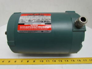 Reliance Duty E A c Electric Motor 1 Hp 1725 Rpm 230 460 V 3 Ph 56c Frame Te New
