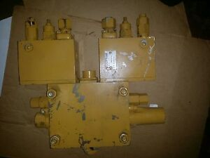 Caterpillar Hydraulic Valve Group Genuine 2162526