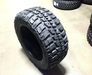 4 New Lt33x12 50r20 Federal Couragia M t Mud Tires 33125020 R20 1250r Mt 10ply