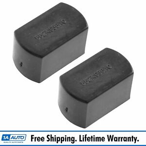 Oem Tailgate Hinge Bushing Plastic Pair Set Of 2 For Dodge Ram Pickup Truck New