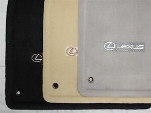 Genuine Lexus Is250 Is350 Rwd Black Carpet Floor Mats