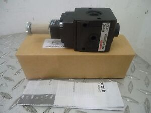New Bosch Rexroth 0821 300 924 3 2 Valve 1 4 Sol 24vdc Without Coil