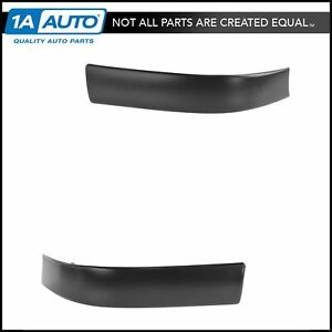 Oem Roof Drip Molding Cab Mounted Lh Rh Textured Black Pair For Ford Ranger New