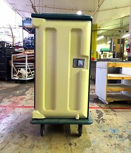 2 cambro Insulated Holding Cabinets