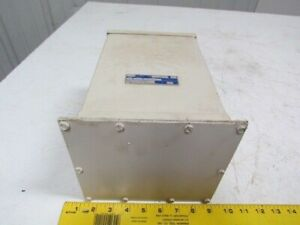 Gs Hevi duty Hsz Hz12 1000 1 0kva Electric Transformer 1ph 240 480 Pri 120v Sec