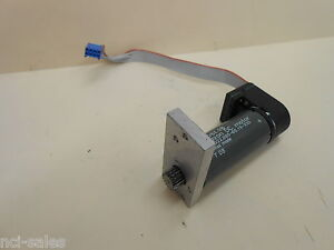 Maxon 44 022 000 00 19 335 Dc Motor T 08 2008808 With Encoder