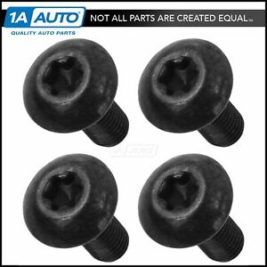 Oem 9944 10 820b Convertible Top Latch Torx Bolt Left Right Set Of 4 For Miata