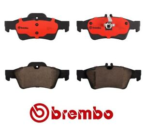 Brembo Rear Disc Brake Pad Set For Mercedes Cl Cls Sl E S Class