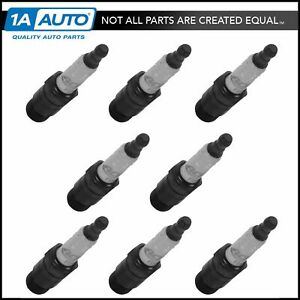 Ac Delco R44t Spark Plug Set Of 8 For Chevy Gmc Pontiac New
