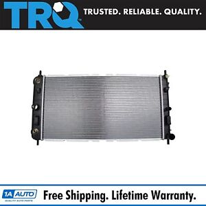 Radiator New For Chevy Malibu Pontiac G6 Saturn Aura 3 5l 3 9l V6