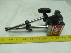 Swiss Precision 98 372 6 Magnetic Uneven Surface Indicator Base Holder